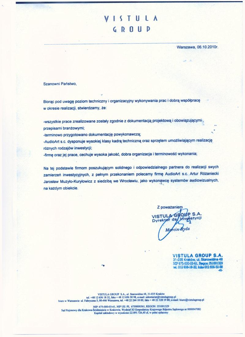 Referencje--VISTULA-001